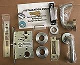 CRL Heavy-Duty Mortise Lever Lock ML9453