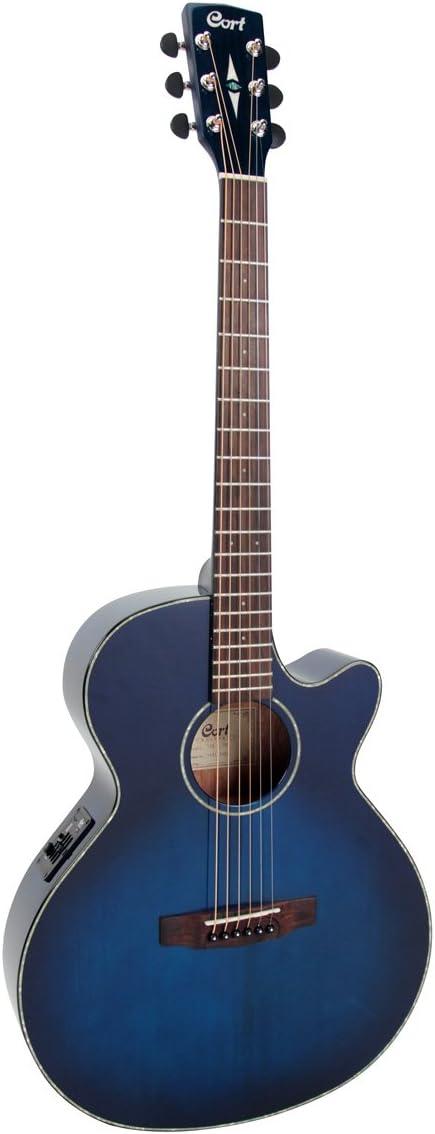 guitarra folk cort SFXETBB