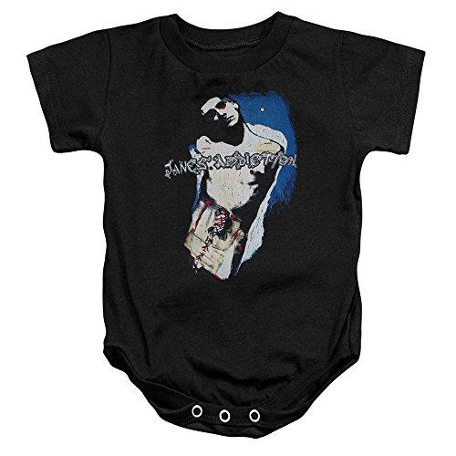 Sons of Gotham Janes Addiction - Perry Baby Onesie 6M