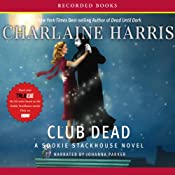 Club Dead: Sookie Stackhouse Southern Vampire Mystery #3 | Charlaine Harris