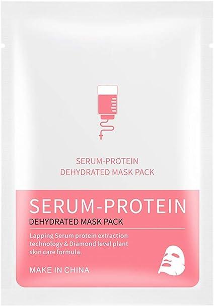Weixinbuy VG Siero Proteine Maschere viso alleviare il ...