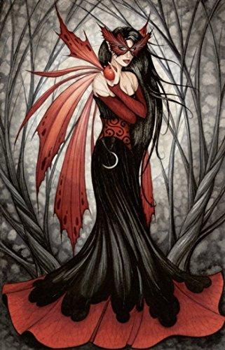 Mask Of Autumn Jessica Galbreth Open Edition 8.5