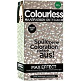 Colourless Haarfarben-Entferner Max Effect