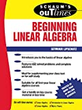 img - for Schaum's Outline of Beginning Linear Algebra book / textbook / text book