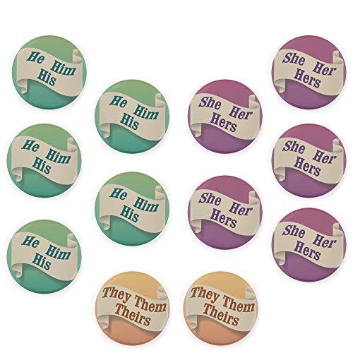 Top Mens Novelty Buttons & Pins