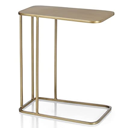 shelf units sofa side table bedside table small scale coffee table iron nordic square table - Small Scale Coffee Tables