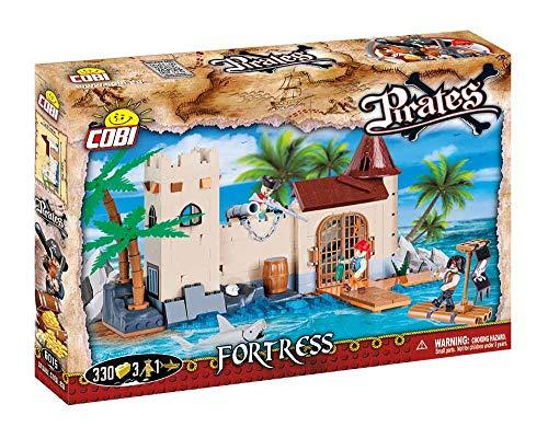 COBI Pirates Fortress Building Kit