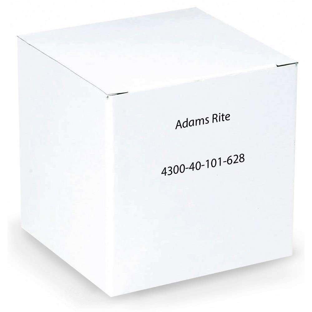 Adams Rite 4300-40 Steel Hawk eLatch Electrified Deadlatch (1-1/2'' Backset)