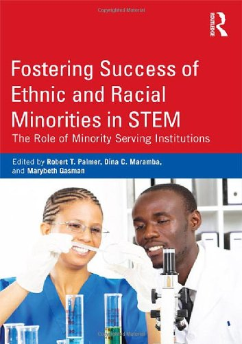 Fostering Success of Ethnic and Racial Minorities in STEM: The Role of Minority Serving Institutions