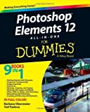 Photoshop Elements 12 All-in-One For Dummies by Obermeier, Barbara Published by For Dummies 1st (first) edition (2013) Paperback