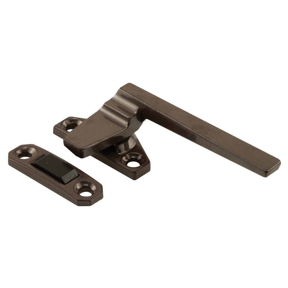 Prime-Line Products H 3599 Off-Set Base Casement Locking Handle, Bronze