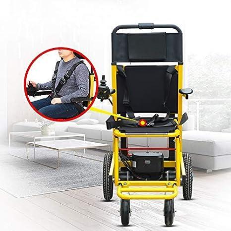 TX Silla De Ruedas para Subir Escaleras EléCtricas/Silla De Escaleras para Subir Escaleras De Emergencia/Escalera con Orugas Silla De Ruedas para Escaleras/Personas Mayores Discapacitadas: Amazon.es: Hogar