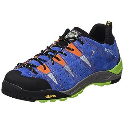 Boreal Climbing Shoes Mens Lightweight Sendai Azul 9.5 Blue 34011: Sports & Outdoors