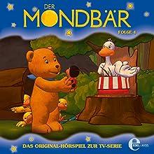 Der Mondbär 4: Das Original-Hörspiel zur TV-Serie Hörspiel von Der Mondbär Gesprochen von: Elke Schützhold