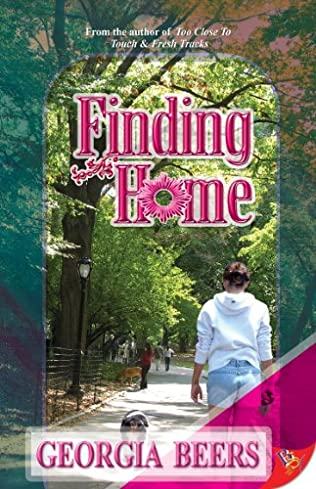book cover of Finding Home