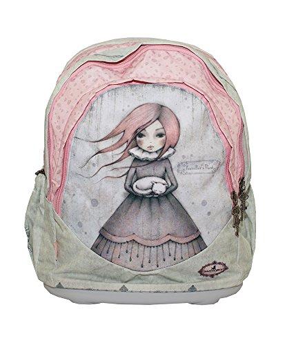 SANTORO MIRABELLE Mochila Escolar, Rosa Hellgrau G4183611: Amazon.es: Equipaje