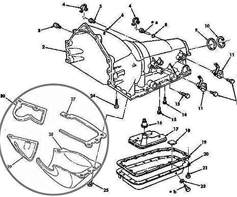 Amazon Com Torque Converter Access Cover Humvee Hummer M1097 M998