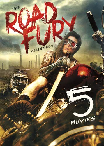 5-Movie: The Road Fury Collection: Steel Frontier / Cyber Vengeance / Defcon / Delirium / Population 2