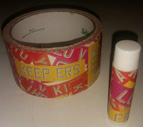 5 Love Signs Chap Stick Lip Balm five pack pieces BULK by In a Sticky Situation