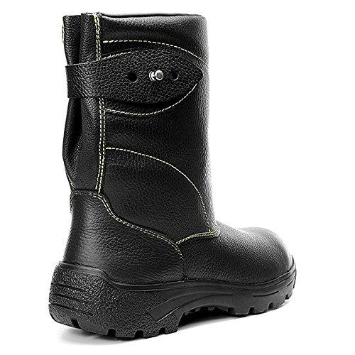 Elten 8651-1111-48 Stan Chaussures de sécurité S3 HI Taille 40