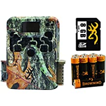 Browning STRIKE FORCE HD ELITE 10MP Trail Game Camera with 8GB SD Card & AA Batteries | BTC5HDE