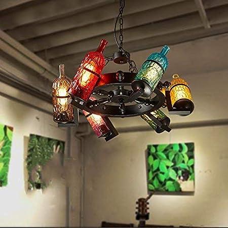 Amazon.com: AOLI - Lámpara de araña con iluminación y ...