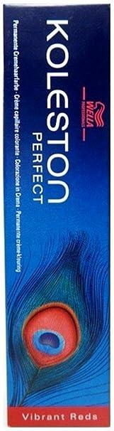 Pack 3x60ml tintes Koleston Perfect Wella nº6/4 rubio oscuro cobrizo