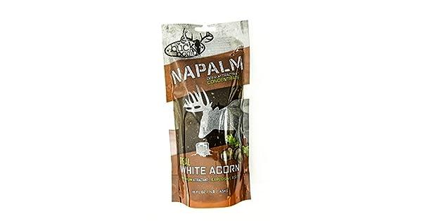 Amazon.com: Buck bomba Atrayente 200002 Napalm líquido ...