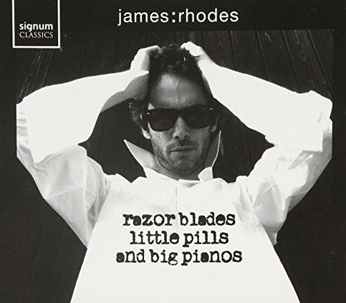Price comparison product image Razor Blades Little Pills & Big Pianos