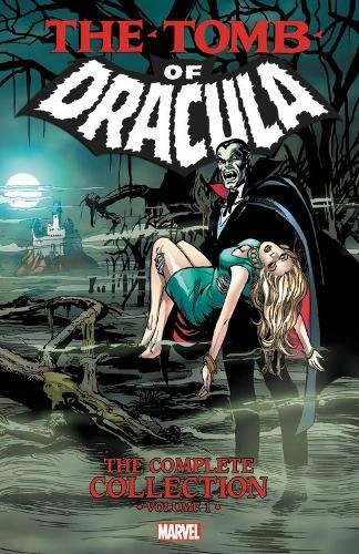 - Tomb of Dracula: The Complete Collection Vol. 1