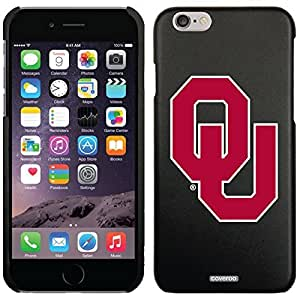 University Of Oklahoma - Ou design on Black iphone 4 4s Microshell Snap-On Case