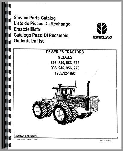 Read Online Versatile 976 Tractor Parts Manual pdf