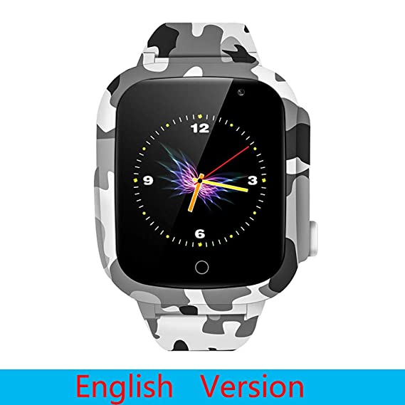 Relojes Inteligentes Smart Watch Kids GPS WiFi 600Mah ...