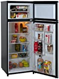Avanti 2 Door Apartment Size Refrigerator (Small Image)