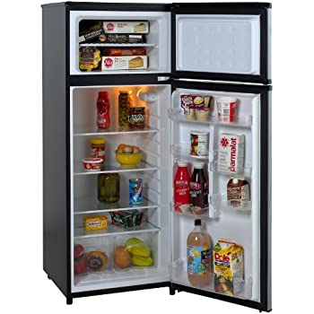 Amazon Com Avanti Door Apartment Size Refrigerator