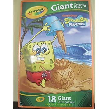 Crayola Giant Coloring Books