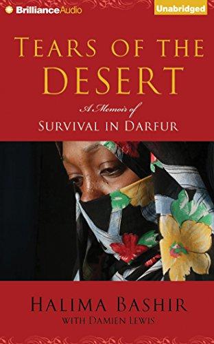 Tears of the Desert: A Memoir of Survival in Darfur by Brilliance Audio