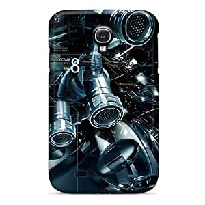 Galaxy Case - Tpu Case Protective For Galaxy S4- Mechanical