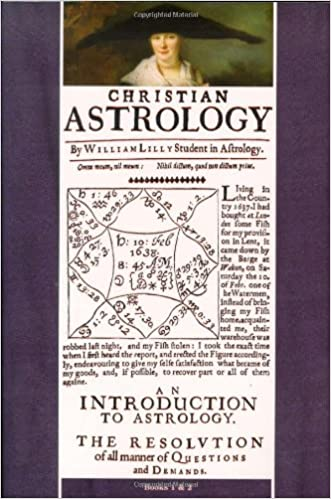 Christian Astrology, Books 1 & 2: Amazon in: William Lilly: Books