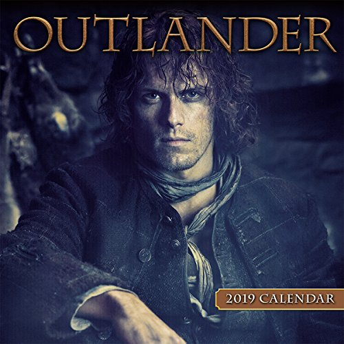 "2019 Outlander Mini Calendar: by Sellers Publishing, 7"" x 7"" (CS-0468)"
