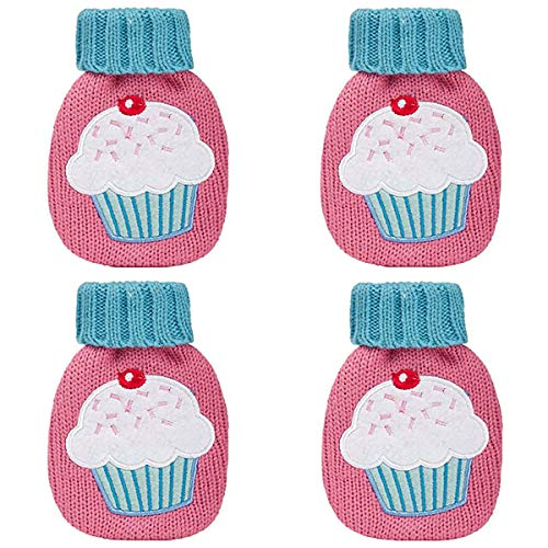 NPW Mini Hottie Reusable Hand Warmers - Cupcake (4 pack)