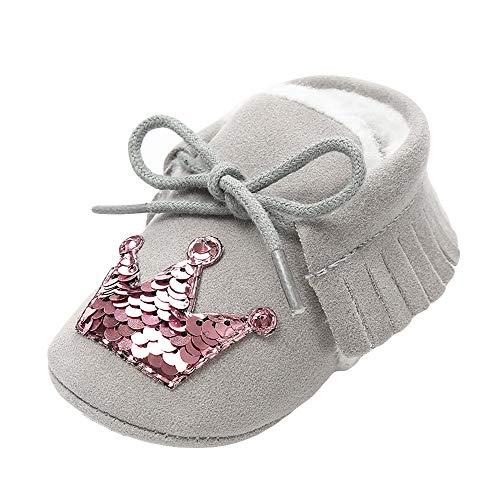 Pour Chaussure Et Coton Bébé Enfant Bandage Rose Bébé Chaussures De Peluches Marche Lanskirt Or Chaussons Courroie En Couronne xAqXwg6