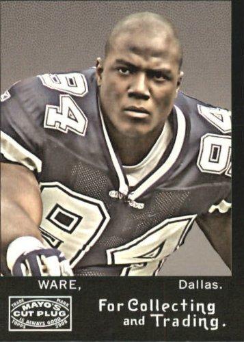 2008 Topps Mayo #143 DeMarcus Ware *WE COMBINE S/H*