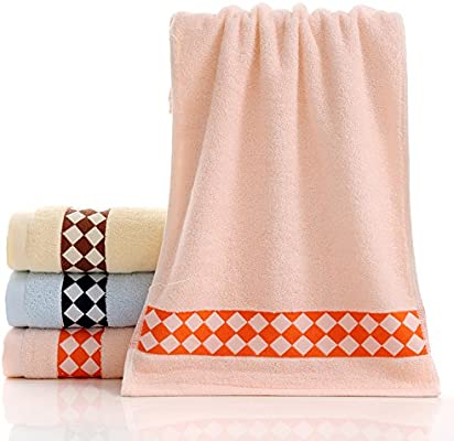 ZHFC Pur algodón Toalla Ampliación épaississement algodón Cara ...