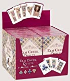 Elm Creek Quilts Playing Cards POP Display