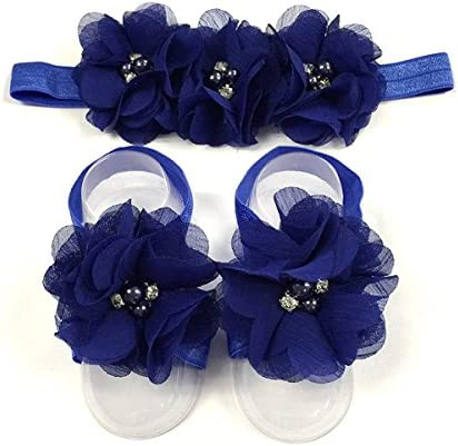 LD DRESS Baby Flower Headband