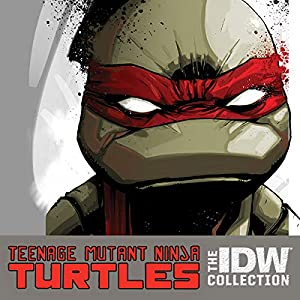 Amazon.com: Teenage Mutant Ninja Turtles: The IDW Collection ...