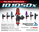 injector coil - Injector Dynamics 1050x 1065cc Fuel Injectors for Subaru WRX (02-11) / STi Legacy GT Forester XT (07-11)