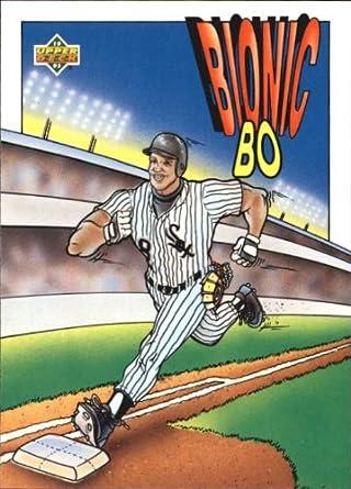 Amazoncom 1993 Fun Pack Baseball Card 31 Bo Jackson Near Mint