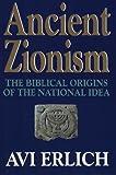 Ancient Zionism, Avi Erlich, 0029023521
